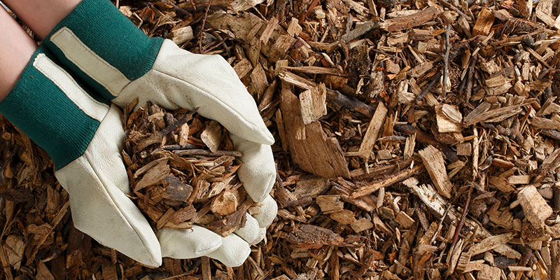 Natural Wood Mulch